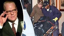 Smrt Philipa Seymoura Hoffmana otřásla celým Hollywoodem.