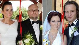 Pro Míšu Maurerovou a Míšu Noskovou bude rok 2013 spojen s koncem jejich manželství.