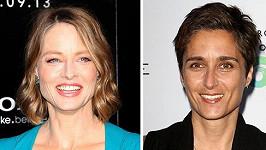 Nový hollywoodský pár je prá Jodie Foster a Alexandra Hedison.