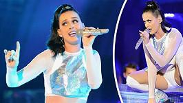 Katy Perry a její koncertní provokace.