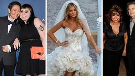 V roce 2013 oblékla svatební šaty krásná Joanna Krupa. Pod čepec šly i Tina Turner a Beth Ditt.