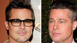 Brad Pitt jakoby omládl...