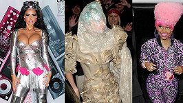 Katie Price, Lady Gaga a Nicki Minaj