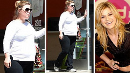Proměna Kelly Clarkson