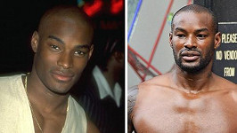Tyson Beckford v roce 1996 a dnes.