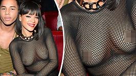 Rihanna na to šla zase jednou zostra...
