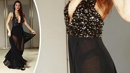 Na plese už nebudou celkový dojem šatů rušit kalhotky.