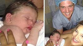 Michael Bublé se v 37 letech stal poprvé šťastným otcem.