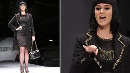 Katy Perry se nesmířila s reakcí publika.