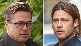 Takhle se Brad Pitt změnil během jediného roku.