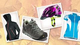 Speciál pro sportovce: Vše, co potřebujete, za luxusní ceny!