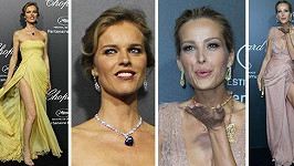 Modelky v Cannes