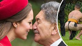 Na Novém Zélandu zažili vévoda a vévodkyně z Cambridge neobvyklé věci hned po příjezdu.
