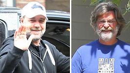Russell Crowe a Kurt Russell by měli navštívit holiče.