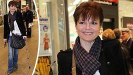 Simona Postlerová na charitativní akci