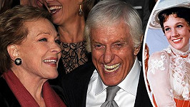 Julie Andrews a Dick Van Dyke