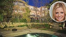 Sarah Michelle Gellar s manželem opouštějí tento skvostný dům.