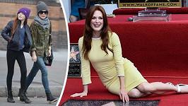 Dcera Julianne Moore podobu se slavnou maminkou nezapře.