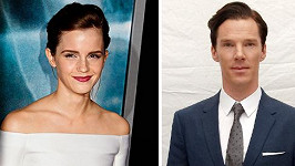 Benedict Cumberbatch a Emma Watson se stali vítězi v žebříčku.