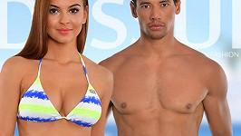 """Okouzlete letos ve """"značkovém"""" i na pláži! Na nové značkové plavky je ten správný čas - Emporio Armani, CC7 a Roberto Lucca kolekce 2014!"""