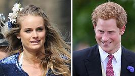 Princ Harry by si Cressidu Bonas rád vzal už příští rok.