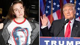 Lena Dunham neuspěla stejně jako Hillary Clinton.