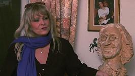 Chantal Poullain letos oslaví 58. narozeniny.
