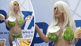 Courtney Stodden je salátový typ.