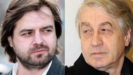 Zdeněk Macura a Josef Rychtář.