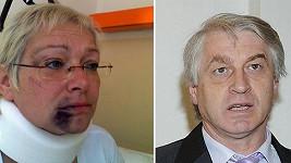 Darina Rychtářová a Josef Rychtář