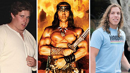 Arnold může být hrdý i na utajovaného syna, ten oficiální kyne.