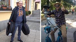 Ladislav Hruška šel do sebe a pěkně zhubl!