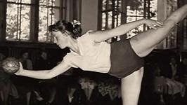 Poznáte mladou gymnastku?