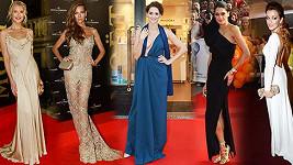 Patnáct nejlépe oblečených žen roku 2014.