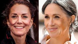 Budoucí podoba Kate a Meghan podle londýnského obličejového chirurga