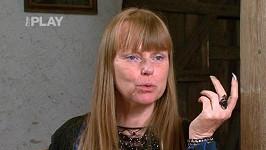 Lenka Kořínková vypadá stále stejně.
