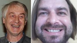 Zuby Josefe Rychtáře a Zdeňka Macury. Které se vám líbí víc?