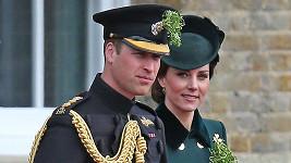 Prince Williama a jeho choť čeká ještě cesta do Paříže.
