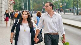 Hana Gregorová dává lásku s Ondřejem Koptíkem opět na odiv.