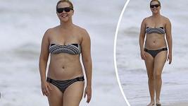 Amy Schumer odmítá označení plus size.