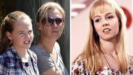 Jennie Garth a její dcera Lola.