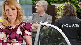 Muž Ivety Bartošové se při vyšetřování oloupení exmanželky chová podivně.