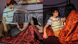 Žilkové syn Vincent při erotických hrátkách se svou kmotrou Evou Čížkovskou