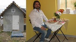 Ivetě Bartošové se staví nový baráček. A uvnitř už čeká další ženich...