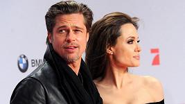Angelina a Brad mají neshody.