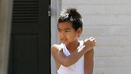 Maddox Jolie-Pitt bude hercem.