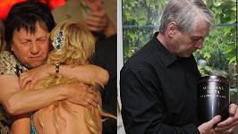 Svatava Bartošová je zdrcená, že se Rychtář se chlubí dceřinou urnou.