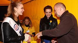 Loňská a letošní Česká Miss mají podobně smutné zkušenosti.