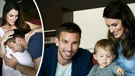 Proč si hraje Lucka Křížková na rodinu s cizím mužem?