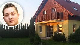 Petr Krejczy alias Pity má nový dům